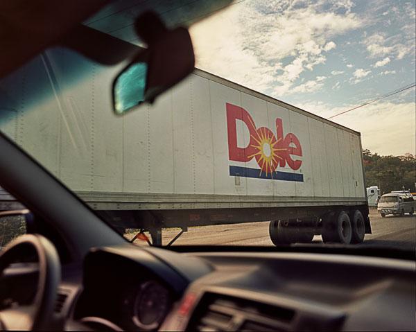Dole Truck
